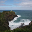 Stock Photo: Kilauea Lighthouse in Kauai