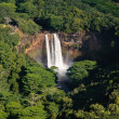 Stock Photo: WailuFalls near Lihue in Kauai