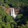 Wailua Falls near Lihue in Kauai — Stock Photo