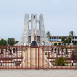 Statue and Memorial in Ghana — Stock Photo #1093268