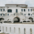 Elmina Castle in Ghana entrance — Stock Photo