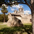San Antonio Mission Concepcion in Texas — Stock Photo