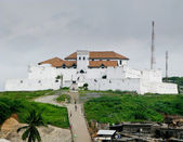 Elmina Castle in Ghana near Accra — Stock Photo
