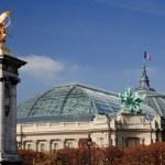 Grand Palais in Paris — Stock Photo #1148509