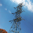 Electricity Pylon — Stock Photo #1175478