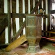 Stock Photo: Church Pulpit