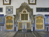 Topkapi Palace Interior — Stock Photo