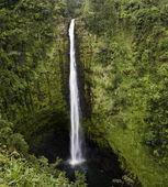 Vodopádů akaka — Stock fotografie