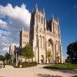 National Cathedral in Washington DC — Stock Photo
