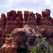 Rock Formations of Sedona — Stock Photo