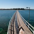 Old pier at Granite Island Victor Harbor — Stock Photo #1948319
