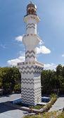 Minaret in Male — Stock Photo