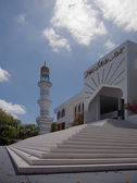 Main a mosque of the country in Male. Th — Stock Photo