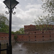 Old fort in the city of Kaliningrad — Stockfoto #1222904