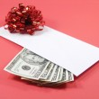 The Perfect Gift (red) — Stock Photo