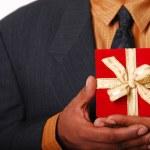 Подарок для вас — Стоковое фото