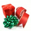 Stock Photo: Christmas isolated 2