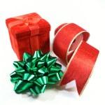 Christmas isolated 2 — Stock Photo