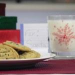 prezenty dla santa — Zdjęcie stockowe