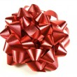 Red bow isolated — Stock Photo #1028917
