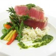Tuna steak 2 — Stock Photo