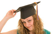 Congrats grad! — Stock Photo