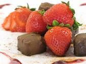 Chocolate treats! — Stock Photo