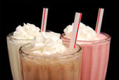 Milkshake — Stock Photo