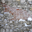 Old stone wall — Stock Photo #1997014