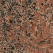 Red granite — Stock Photo #2612234