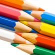 Royalty-Free Stock Photo: Colour pencils