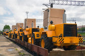 Loaders — Stockfoto