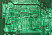 Printed circuit board — 图库照片