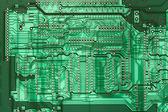 印刷电路板 — 图库照片