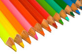Colour pencils — Stock Photo