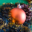 Christmas sphere — Stock Photo #1640940