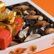 Chocolate candies - Stockfoto