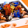 Chocolate candies — Stock Photo #1641477