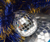Christmas sphere — Stock Photo