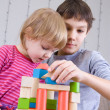 Playing childs — Stock Photo