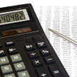 Tax calculation — Stock Photo #1987603