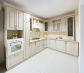 Interior Kitchen — Foto de Stock