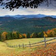 Autumn in mountains — Stock Photo #2605627