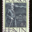 Royalty-Free Stock Photo: Postage stamp from Poland.