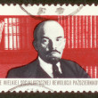Stock Photo: Postage stamp from Poland.