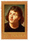 Postal stamp of Poland. — Stock Photo