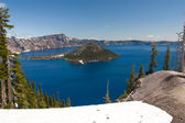 Crater Lake NP — Foto Stock