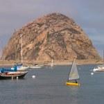 Morro Rock — Stock Photo