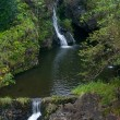 Waterfall on the Road to Hana — Stock Photo