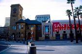 San Jose Art Museam — Stock Photo